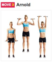 15min Arm Workouts For Girls