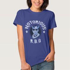 Notorious RBG III Tee Shirt