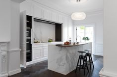 Minosa Design: The Hidden Kitchen - Sydney's Eastern Suburbs