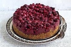 Маковый пирог с вишней » Кулинарные рецепты