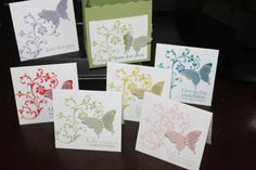 Elements Notecards by kookies - Cards and Paper Crafts at Splitcoaststampers