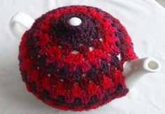 How to Crochet A Pretty Tea Cozy For Your Teapot   The WHOot
