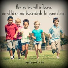 #parenting #influence #example