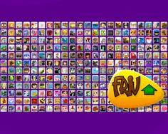 Friv es un sitio en flash con un directorio de los mejores juegos en linea gratis; Los mejores +250, para acceder a cada juego se le das clic al icono del juego elegido y te lo carga, lo bueno es que te lo muestra en pantalla completa y sin publicidad.