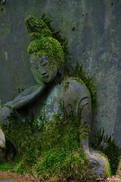 Chinese Buddhist Art and Statues with beautiful lines and vibrant colours. Giving the feeling of calm and serenity. Bodhisattvas and Warrior Monks. posted by Sifu Derek Frearson Art Buddha, Buddha Kunst, Buddha Zen, Buddha Buddhism, Unique Garden, Garden Art, Photo Japon, Art Asiatique, Surrealism Painting