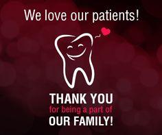 Amamos a nuestros pacientes! Gracias por ser parte de nuestra familia Endomédica!