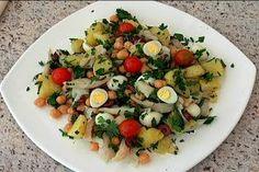 Salada de Bacalhau   Codfish Salad - Portuguese Food - Portuguese Food Recipes