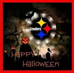 Halloween Steelers