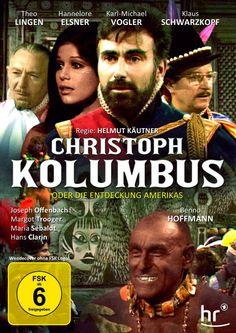 Christoph KOLUMBUS! Filmjuwel mit absoluter Starbesetzung