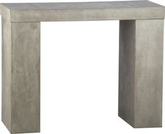 element console table  | CB2