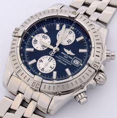 513b133c881 BREITLING - relógio masculino suíço de pulso