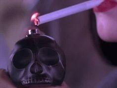 smoking skull - Pesquisa do Google