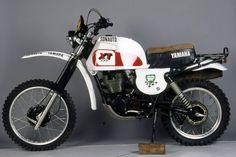 yamaha xt 500 paris dakar by french yamaha importer sonauto 1978 bikes i love pinterest. Black Bedroom Furniture Sets. Home Design Ideas