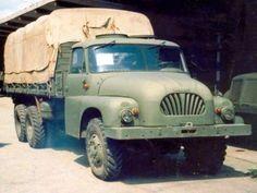 Tatra T138 6x6 VN -