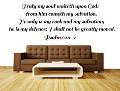 Bible Verse Wall Art psalm 16:11 bible verse wall decal, bible wall art, scripture wall