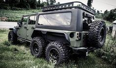 6-Wheel Patton Jeep Tomahawk (12 Photos) (3)