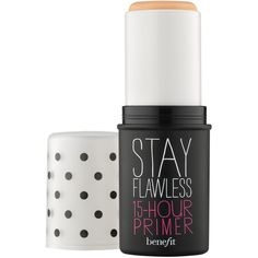 Benefit Stay Flawless 15 Hour Primer ($33) ❤ liked on Polyvore featuring beauty products, makeup, face makeup, makeup primer, beauty, faces and filler
