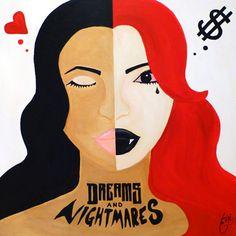 Dreams & Nightmares by Sue Tsai