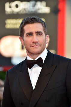 Jake Gyllenhaal attends the premiere of 'Nocturnal Animals' during the 73rd…