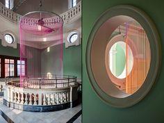 Kinetic installation by Glithero, London – UK » Retail Design Blog