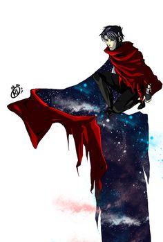 Cosmos by ~ramalama14 on deviantART