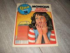 Tinamonique de grote kunstroof dutch comic van Silly67 op Etsy, €7,50