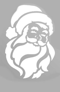 Christmas Stencils, Christmas Svg, Christmas Decorations, Xmas, Stencil Art, Stencil Designs, Kirigami, Dot Painting, Fabric Painting