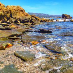 Rockpile Beach in Laguna Beach Orange County Beaches, Beach Mom, Laguna Beach, Mom Blogs, Picnic, California, Park, History, Places