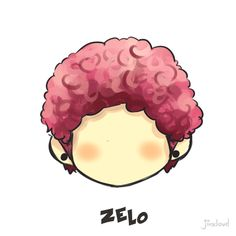 Zelo and you hair (GIF)
