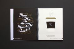 Neenah recently released a sweet new promotional project by Kansas City-based Willoughby Design showcasing 6 classic typefaces.