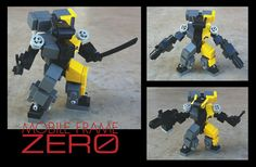 "MFZ - Terran Expeditionary Marines ""Hornet"" Squad by Neoaez76 on Flickr"