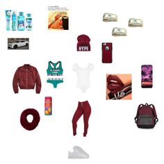 """Untitled #105"" by tnasty15 ❤ liked on Polyvore featuring WearAll, Topshop, Fat Face, Victoria's Secret, NIKE, FRUIT, Victoria's Secret PINK and OtterBox"