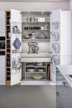 Küchenschrank modern  47 best Inspirierende Küchenschränke images on Pinterest | Cuisine ...