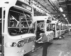 "GM New Look at Factory. ""Fishbowl"", via Flickr."