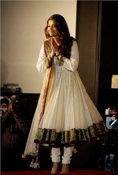 Latest Anarkali Dress Designs 2012-2013 For Indian Girls