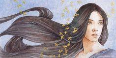 Luthien Tinuviel by Goldseven (Jenny Dolfen)