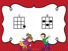 "Blog Post and Freebie for ""Buffalo Gals"" C and G Chord Song for Ukulele"