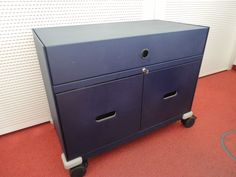 1 Rollcontainer / Vitra / Mobile Elements Pick Up / Ad Hoc | Dechow Auktionen
