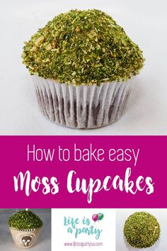 So I am planning a Woodlands party and needed an idea for the cupcakes that represented something earthy. It needed to compliment both the decor and the theme. The idea of moss cupcakes popped up a couple of times during my search for ideas. I read a couple of articles and then decided to use … Continue reading How to bake easy moss cupcakes