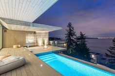 Spectacular Architectural Modern Lists in West Vancouver, BC (PHOTOS) | Pricey Pads