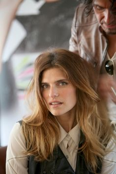 Lake Bell - Mark Hill Styles Lake Bell For Fashion Week