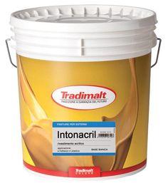 Intonacril - Intonaco isolante malte intonaci edilizia premiscelati cementizi