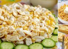 NapadyNavody.sk | Krémová KINDER torta Vegetables, Fitness, Food, Kids, Essen, Vegetable Recipes, Meals, Yemek, Veggies