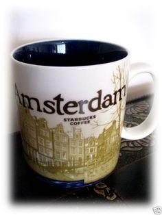 I'm obsessed! my Amsterdam one is my favorite Starbucks city mug :)