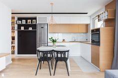 Kuchnia styl Skandynawski - zdjęcie od ZAWICKA-ID Projektowanie wnętrz - Kuchnia - Styl Skandynawski - ZAWICKA-ID Projektowanie wnętrz