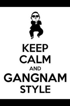 PSY - Gangnam Style   This will take over our company Christmas party this year...LOL