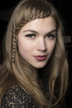 Your Weekend Hairstyle: 25 Easy Braids | Daily Makeover