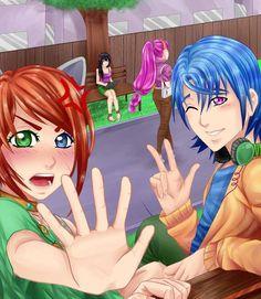 Jogo de Anime <3