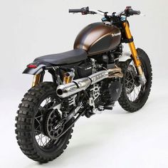 Triumph dirt bike