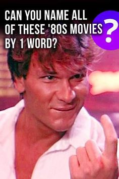 Can you match '80s movies like Back to the Future, Gremlins, Coming to America, and more to the one-word description of them? Take this quiz to see!   Movie Quizzes, Top Movie Quiz, Movie Test, Movie Trivia, Movie Questions, Movie Knowledge Test, Buzzfeed Quizzes, Playbuzz Quiz, 80s, 80s movies #movies #quiz